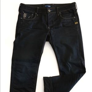 G-Star Raw Attack Low-Straight Fit Jean